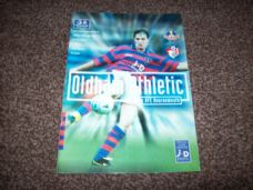 Oldham Athletic v Bournemouth, 1997/98